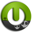 Halloween ghost - MagicLocker icon