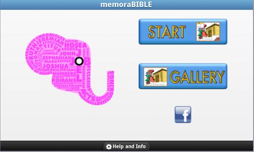 memoraBIBLE
