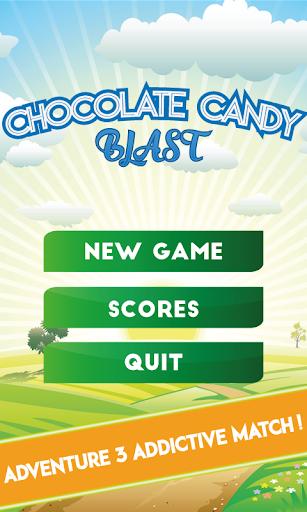 Chocolate Candy Blast