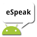 App eSpeak TTS version 2015 APK