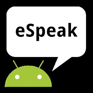 eSpeak TTS 1.46.02_r8 Icon