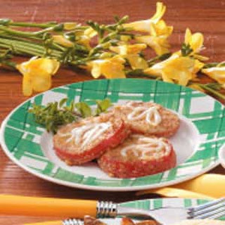 Breaded Tomato Slices.
