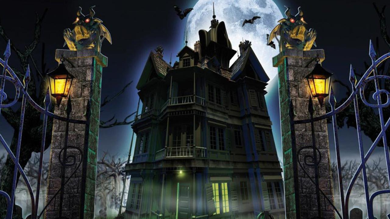 haunted house wallpaper with sound - photo #15