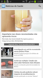 Health News - screenshot thumbnail