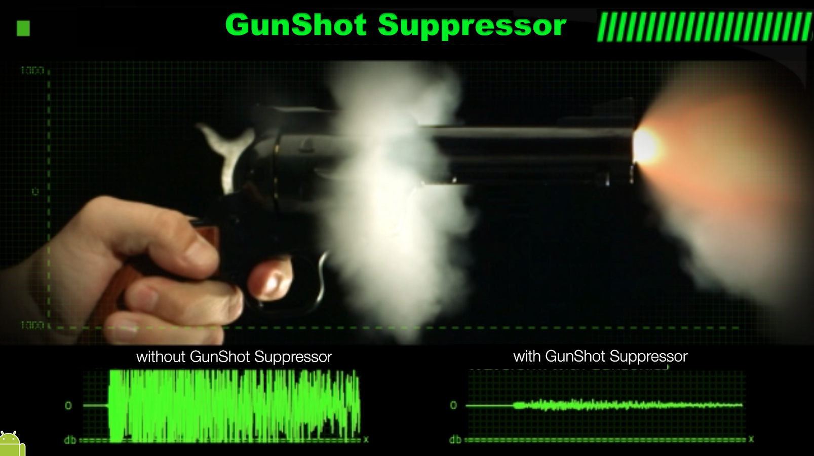 GunShot Suppressor- screenshot