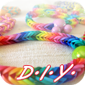 Rainbow Loom Starburst icon