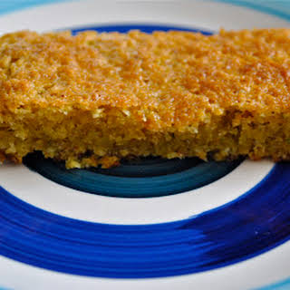 Pistachio and Almond Cake.