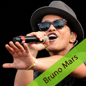 Bruno Mars Song Lyrics logo