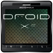 Droid x2 GO Launcher EX Theme