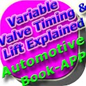 Variable Valve Timing & Lift icon