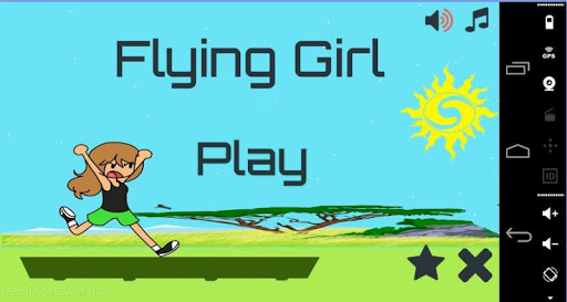 Flying Girl