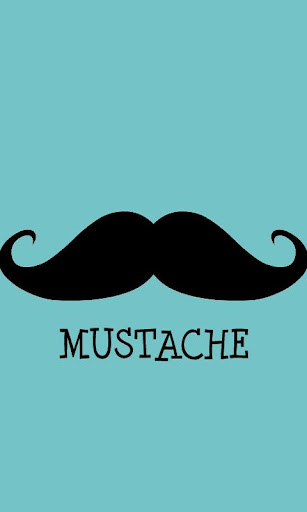 【免費個人化App】Moustache Live Wallpapers-APP點子