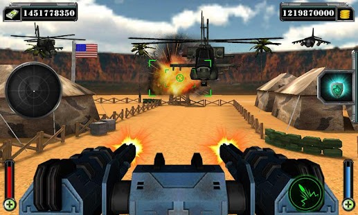 Plane Shooter 3D: War Game - náhled