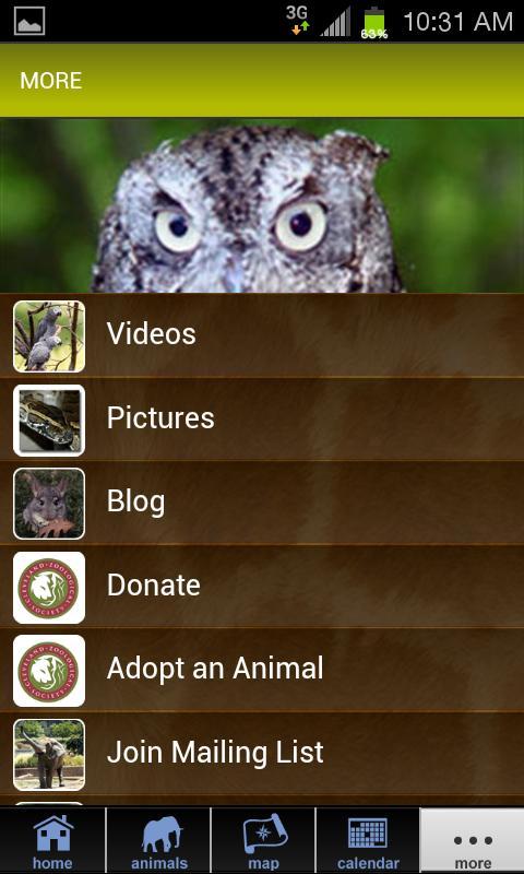 Cleveland Metroparks Zoo - screenshot