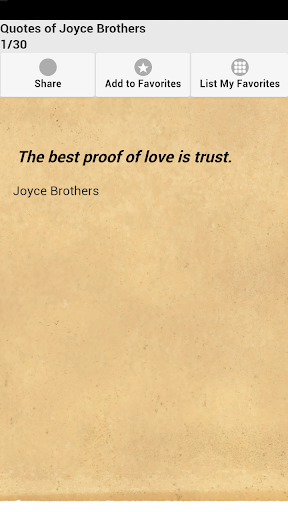 Quotes of Joyce Brothers