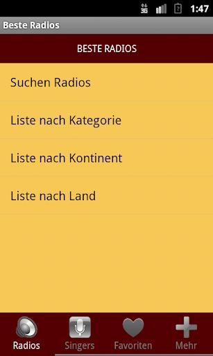 Beste Radios