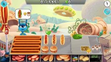 Screenshot of Super Chief Cook