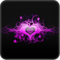 3D Love wallpaper icon
