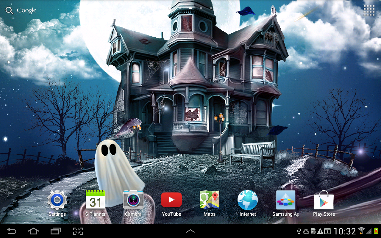 halloween live wallpaper revenue download estimates google play store brazil