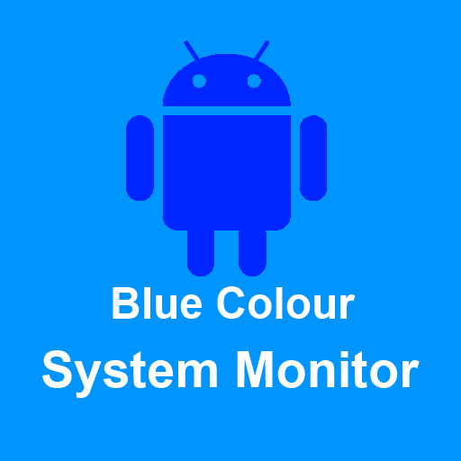 System Monitor Blue 生產應用 App LOGO-APP試玩