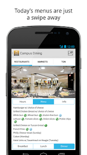 Vanderbilt Campus Dining- screenshot thumbnail