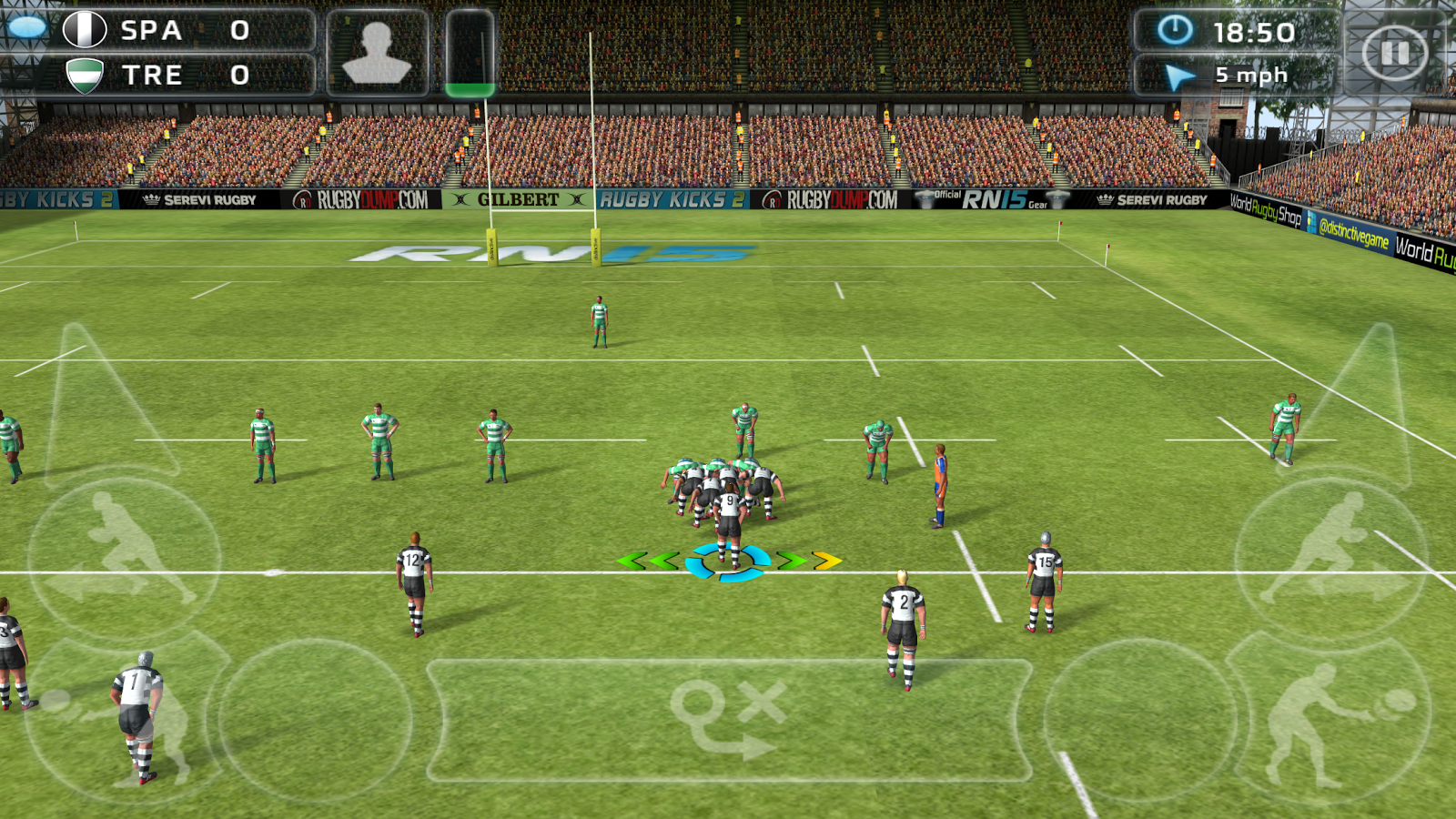 Rugby Nations 15