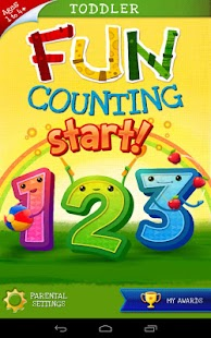 Toddler Fun Counting