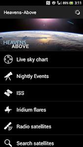 Heavens-Above Pro v1.4