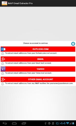 玩通訊App|IMAP Email Extractor Pro免費|APP試玩