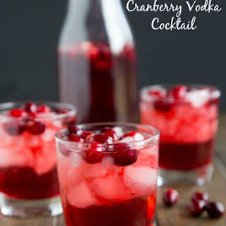 Cranberry Vodka Cocktails Recipes.