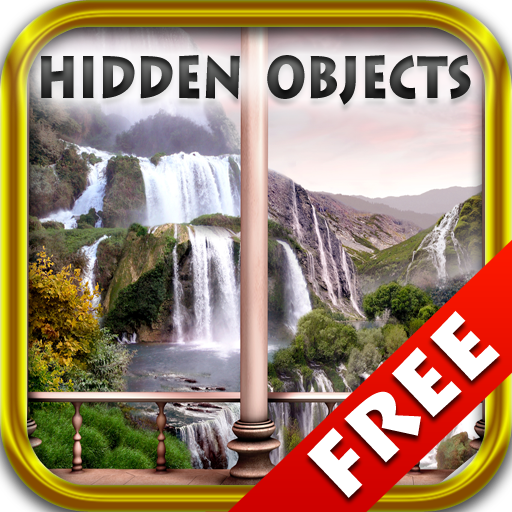 Hidden Objects Romantic Places LOGO-APP點子