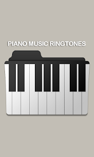 Piano Music Ringtones Free - screenshot thumbnail