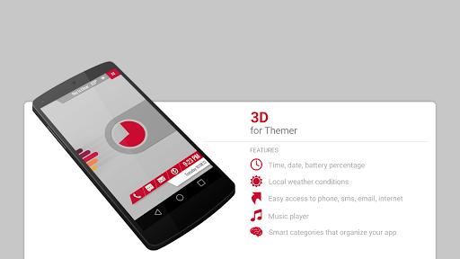 玩免費個人化APP|下載3Dのテーマ app不用錢|硬是要APP