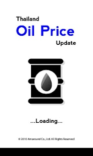 Thailand Oil Price Update