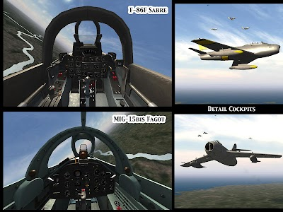 GS-III Heroes of the MIG Alley v3.7.5