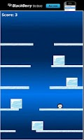 Screenshot of Penguin Falldown
