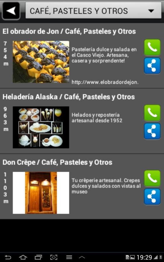Bilbao Guide Ilike - screenshot