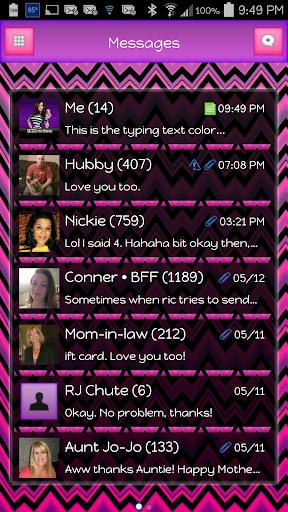 GO SMS - Classic