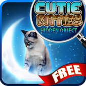 Game Hid. Obj. - Cutie Kitties Free apk for kindle fire