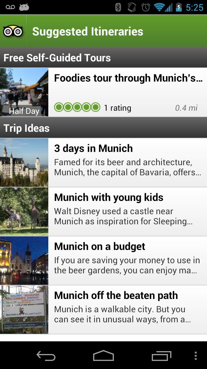 Munich City Guide screenshot #5