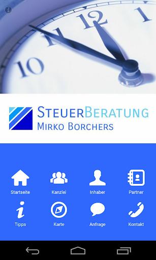 Steuerberatung Mirko Borchers