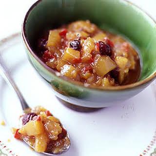 Ripe-Mango Chutney.