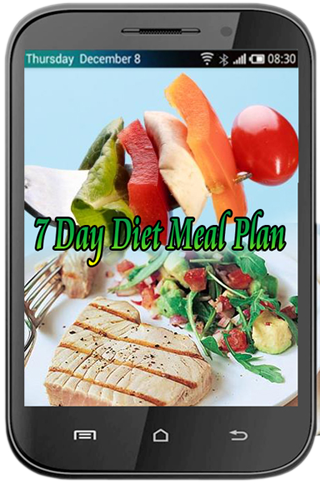 7 Day Diet Meal Plans