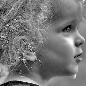 Daddy's Eyes by Scot Gallion - Babies & Children Child Portraits (  )