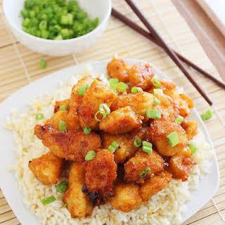 Sweet 'n Spicy Firecracker Chicken.