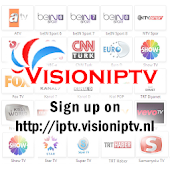 VisionIPTV - Turkish World TV