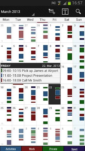shift calendar pro on the App Store - iTunes - Apple