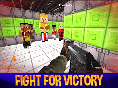 King Of Blocks Fist Tournament C-1 screenshot 55127