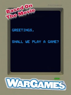 WarGames: WOPR - screenshot thumbnail