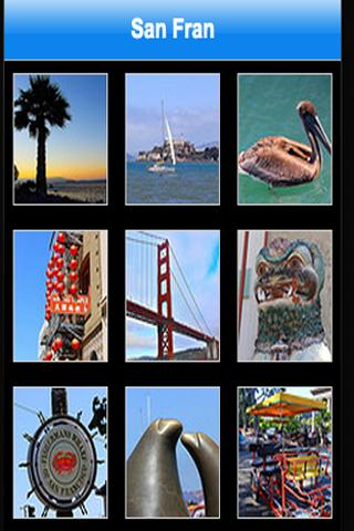 San Francisco:City in Pictures- screenshot